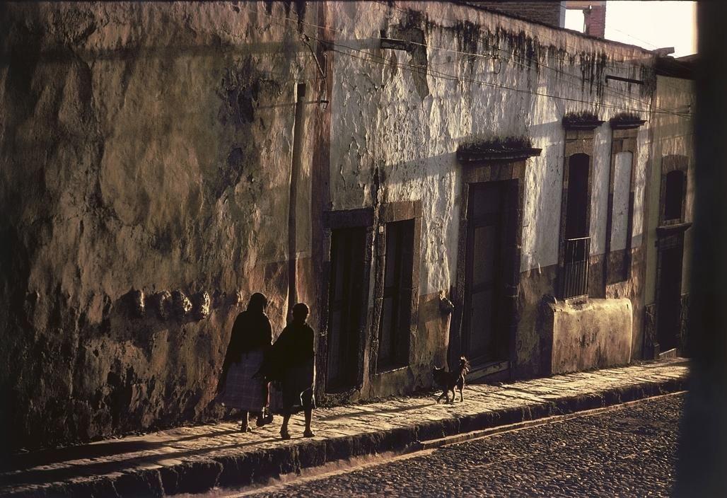 MEXICO. San Miguel de Allende. 1957.