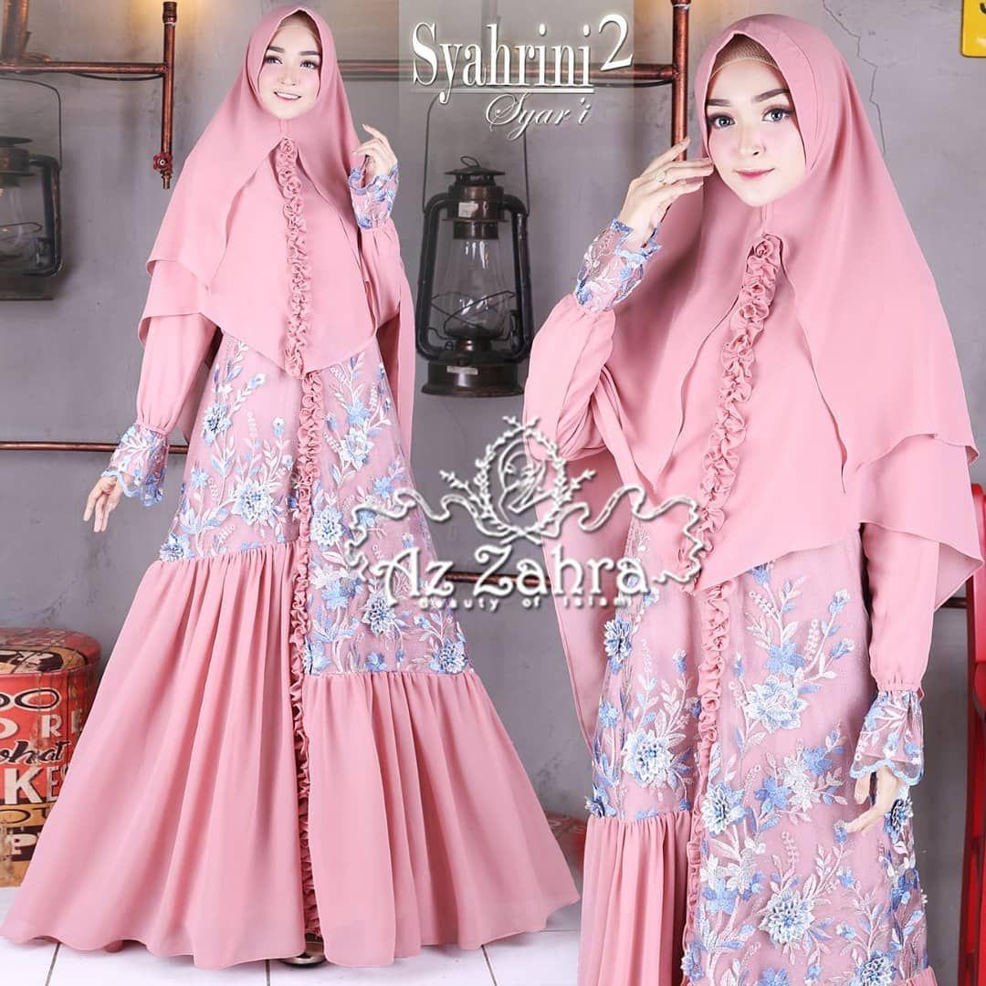 Syahrini Syari vol 8  Model pakaian hijab, Model pakaian muslim