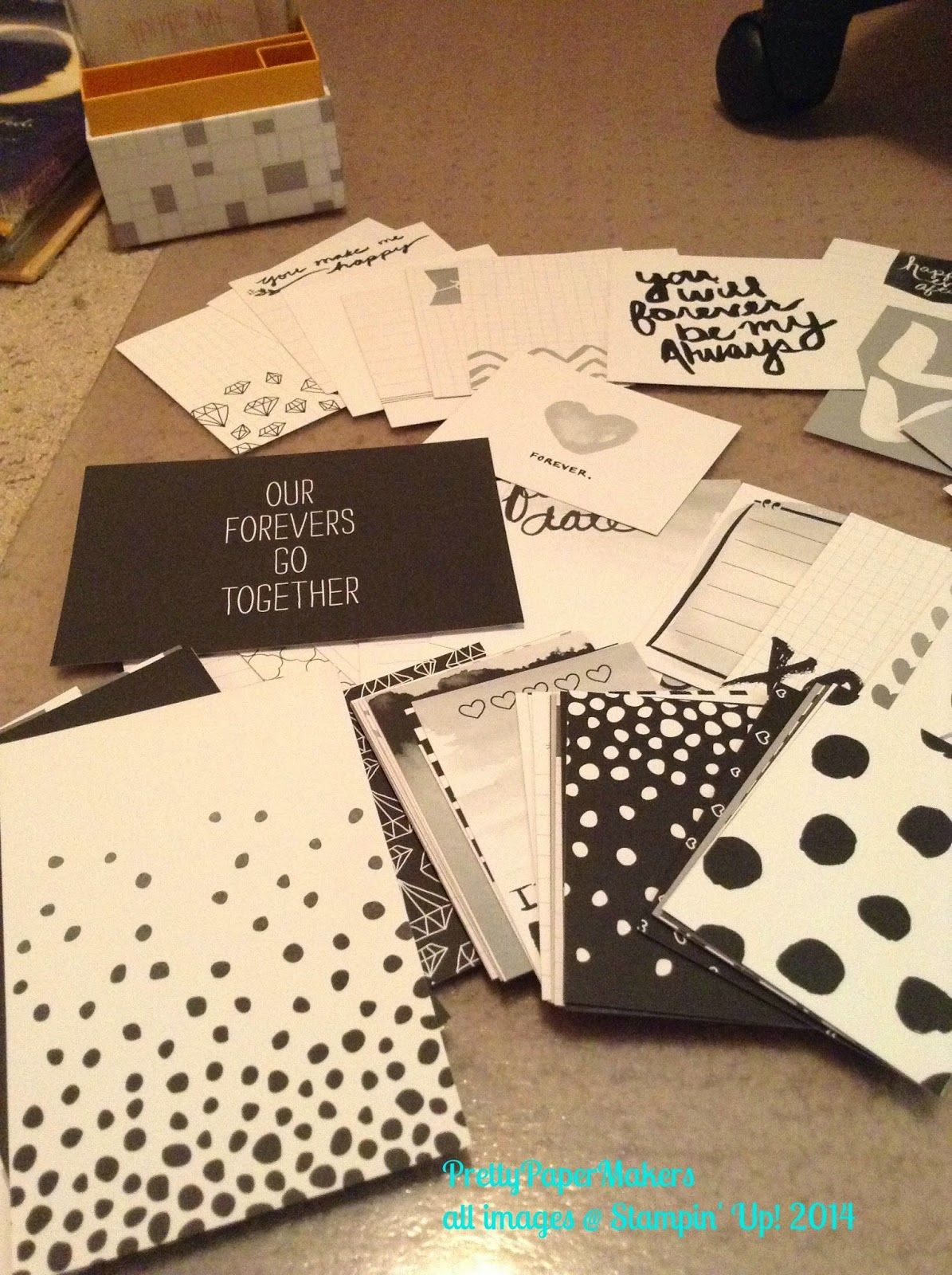 PrettyPaperMakers: Love Story: The start of my journey