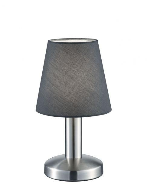 599600142 Trio - stolová dotyková lampa - antracitová- 240mm