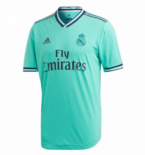 Match Version Real Madrid 2019 2020 Third Away Shirt Soccer Jersey Real Madrid Soccer Jersey Real Madrid Soccer
