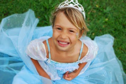Princess Party games and ideas