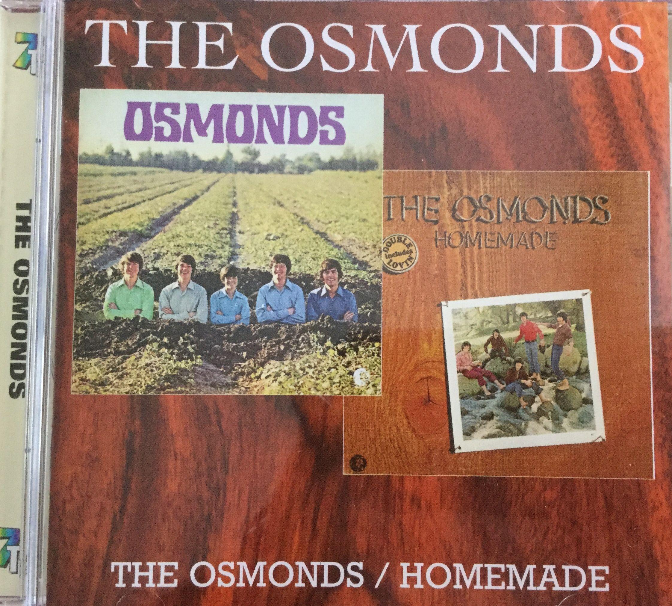 Pin by Linda Bayley on Osmond CDs The osmonds, Osmond