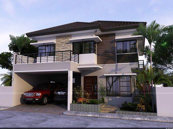 House Design Cm Builders Inc Philippines Home