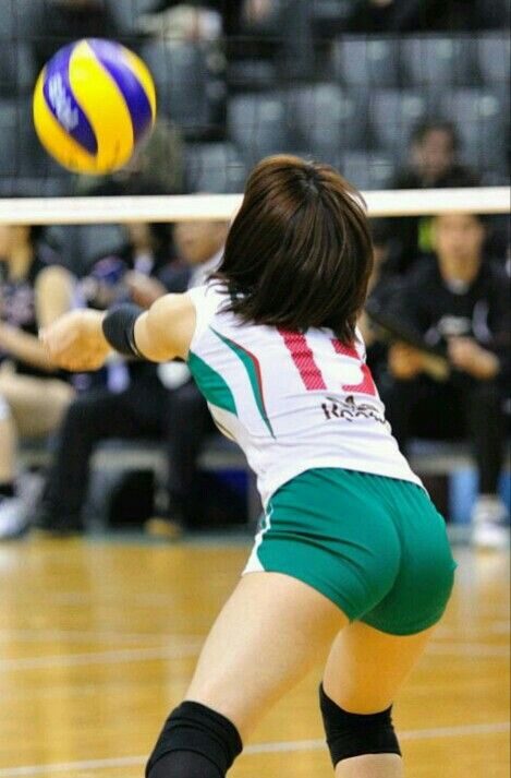 sex Basketball volleyball domination sports people pretty