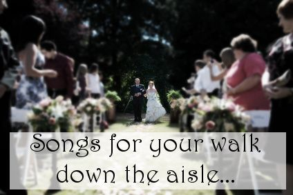 Classical Instrumental Or Modern We Help You Choose The Perfect Song To Walk Down
