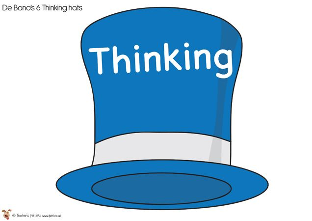 six thinking hats activities pdf