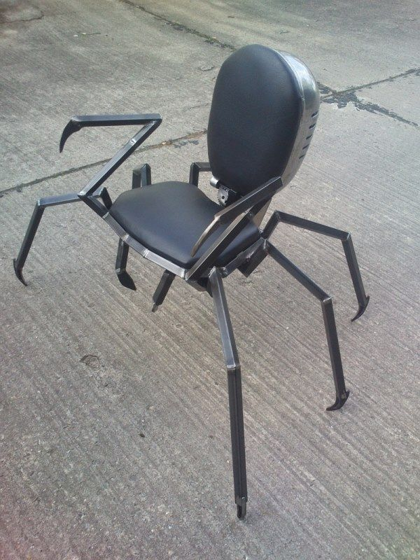 Madhouse Customs Spider Chair Furniture And Decor