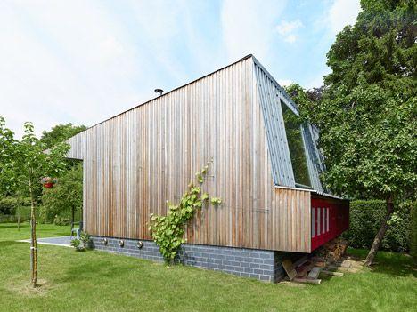House B-S by De Smet Vermeulen architecten