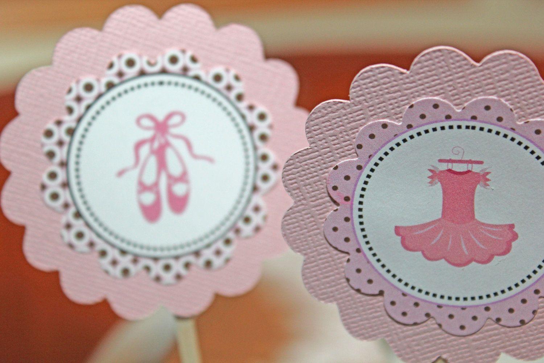 Ballerina theme birthday