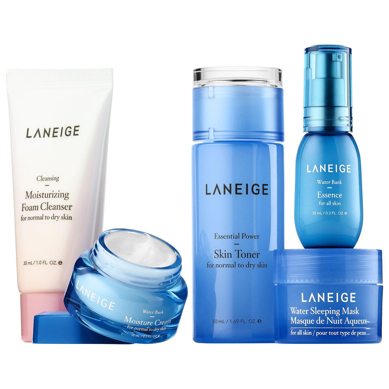 Hydrating Trial Kit LANEIGE Sephora Skin cleanser