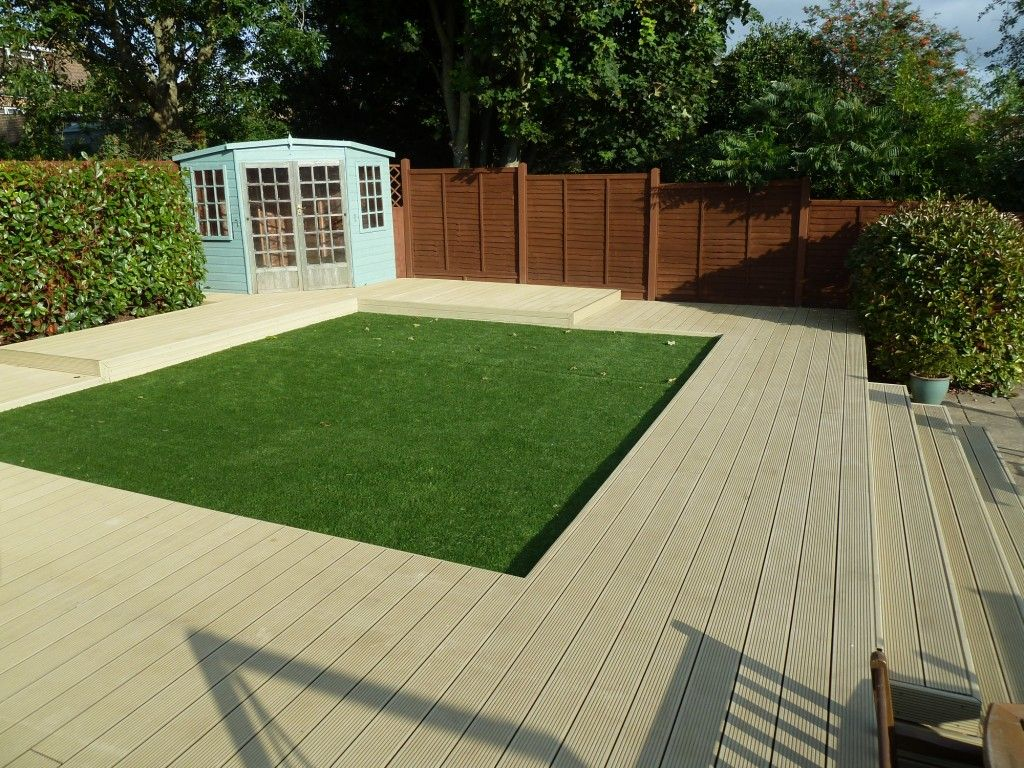 Composite Decking Manufacturers China