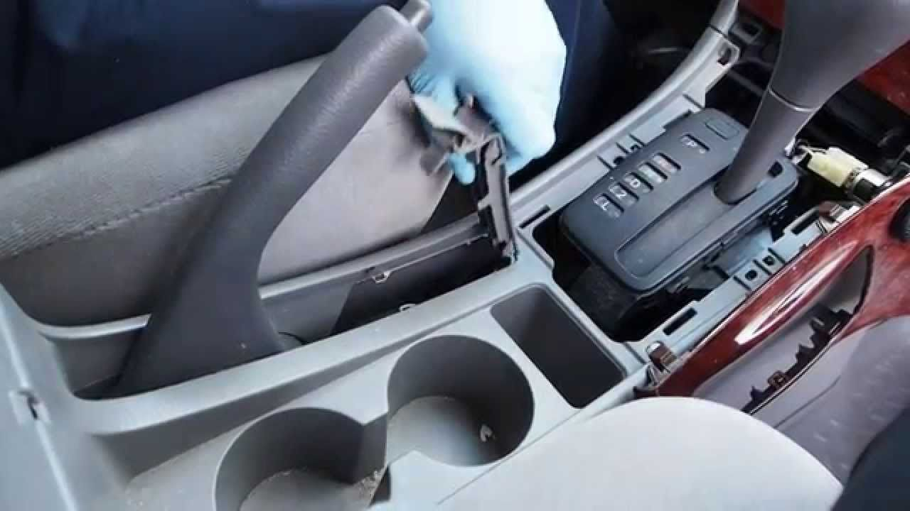 How To Change Automatic Gear Shifter Light Bulb On 2003 2008 Toyota Corolla Toyota Corolla Corolla Toyota
