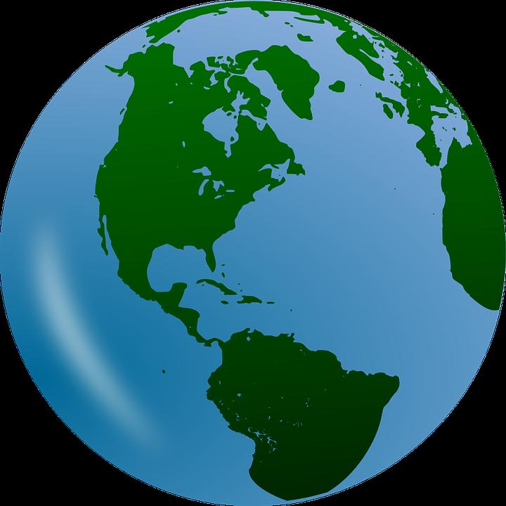Free image on pixabay earth globe planet world planets earth globe planet world continents world map gumiabroncs Choice Image