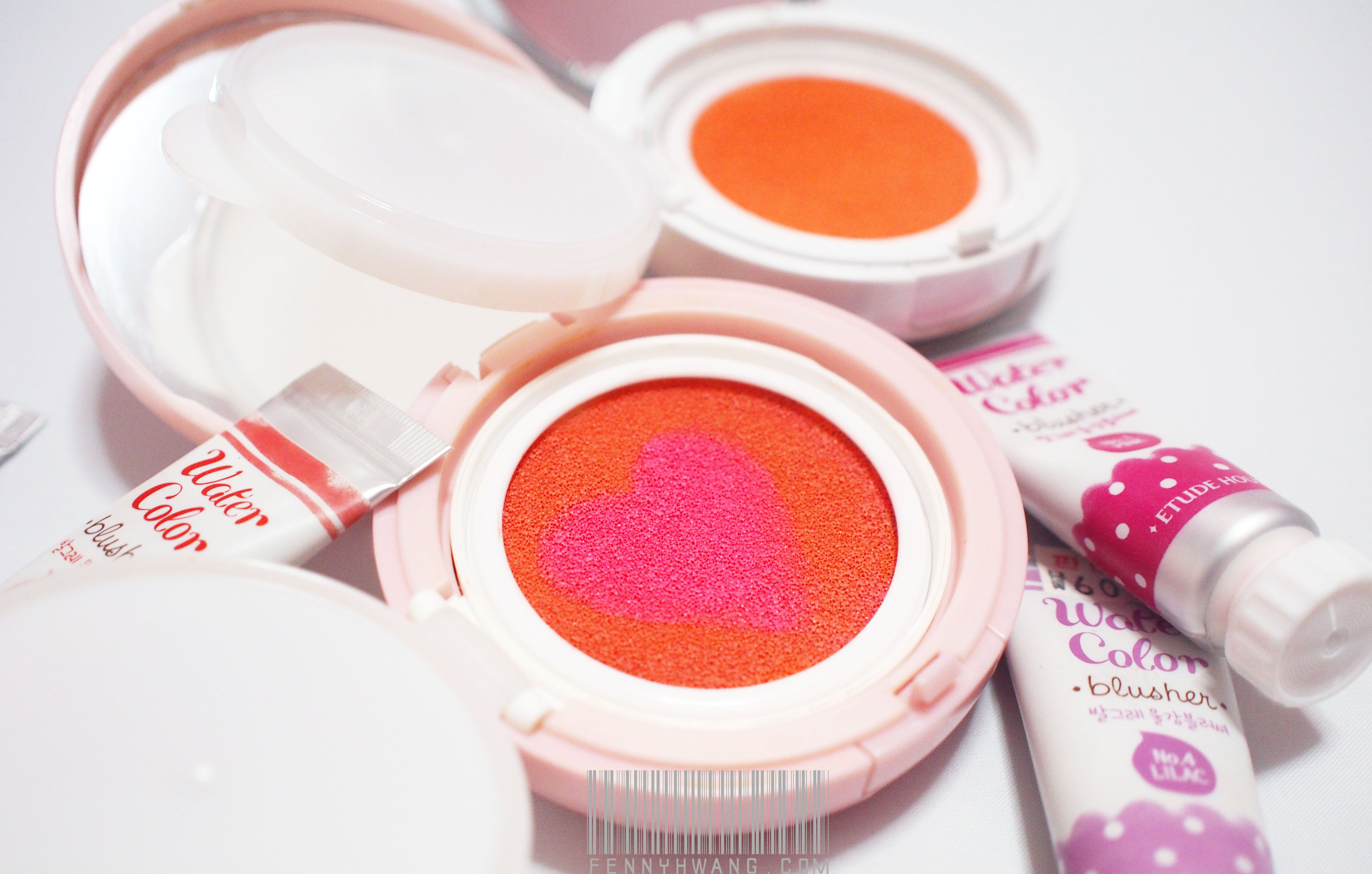 Diy Cushion Blusher From Etude House Products Super F Icial