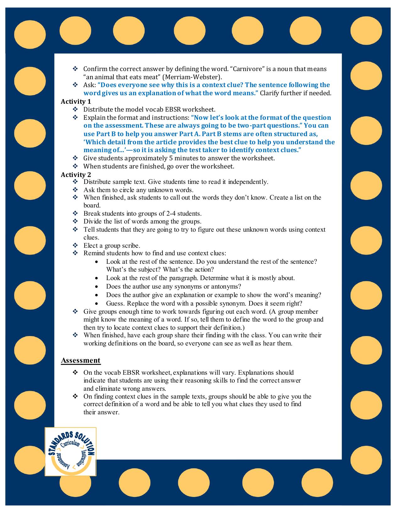 Parcc 8th Grade Reading Lesson Plan Samples Pg 3