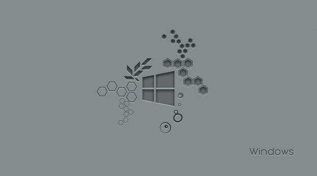 Windows 10 Hexagon Fondos De Pc En 2019