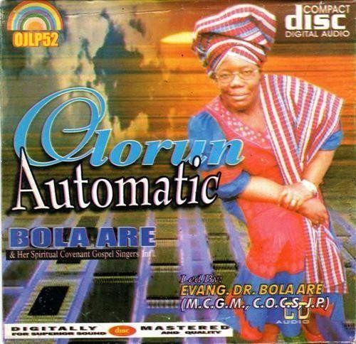 Bola Are - Olorun Automatic - CD