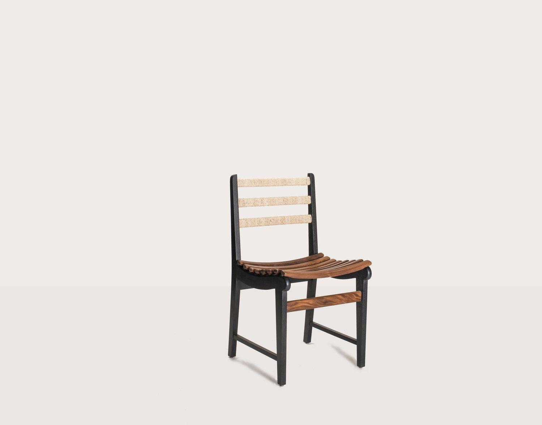 San Miguelito Dining Chair By Michael Van Beuren For Luteca  # Muebles Van Beuren