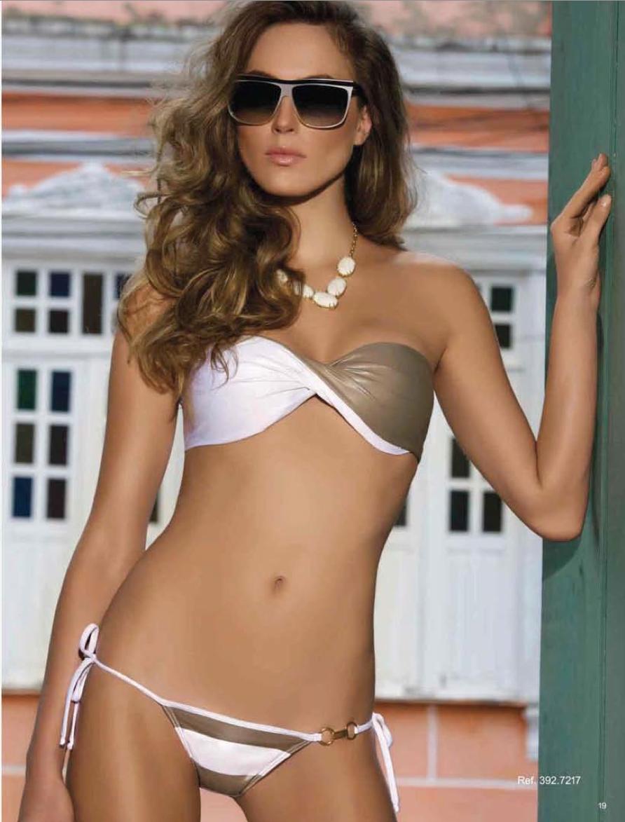 Poko Pano Zoe Nude Bottom at Pesca Boutique · Beach WearingBandeau  BikiniBikini ...
