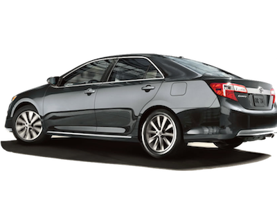 2014 Toyota Camry Hybrid Review This Car S Got Your Back A Girls Guide To Cars Toyota Camry Camry Toyota
