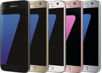 """Samsung Galaxy S7 32GB für 399€ – 5,1"""" Smartphone mit Octa-Core, 4GB RAM und 12MP Kamera"""