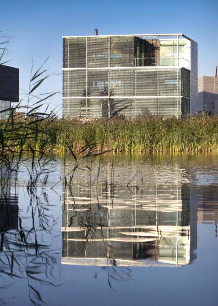 Rieteiland House / Hans van Heeswijk Architects/ Amsterdam