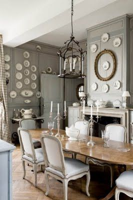 A Designer S French Chateau Dining Room French Interior Decor