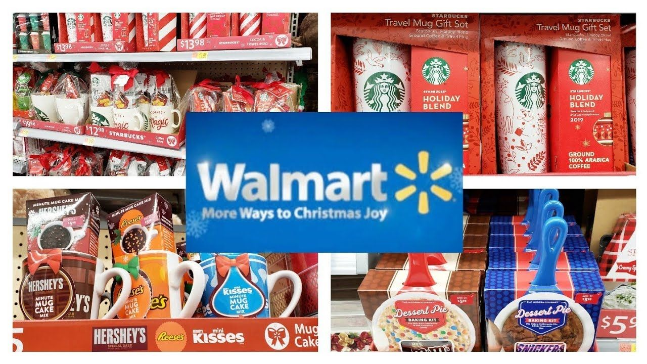 Walmart Christmas Gift Ideas Shop With Me Christmas Gift Exchange Teacher Christmas Gifts Walmart Card