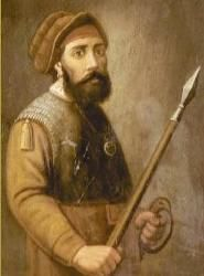 Yermak Timofeyevich Famous Cossack Ataman Historical Conqueror Of Siberia For The Russian State People Russia Infocen Russian States Siberia Historical