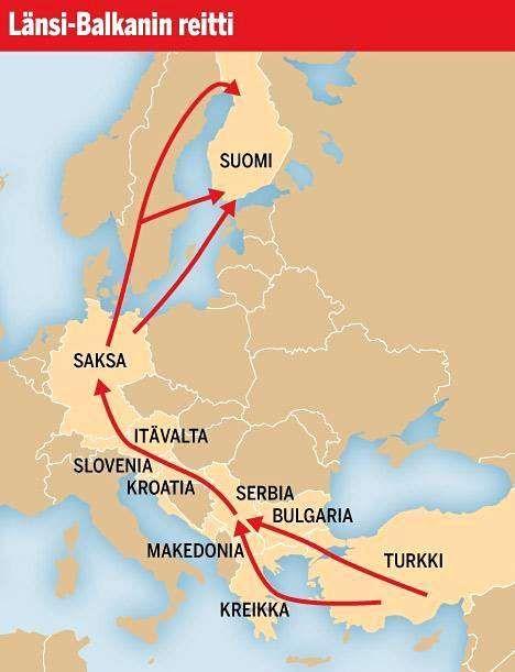 Turkki ottaa takaisin laittomasti Kreikkaan saapuneet – näistä toimista EU-johtajat sopivat - Ulkomaat - Ilta-Sanomat