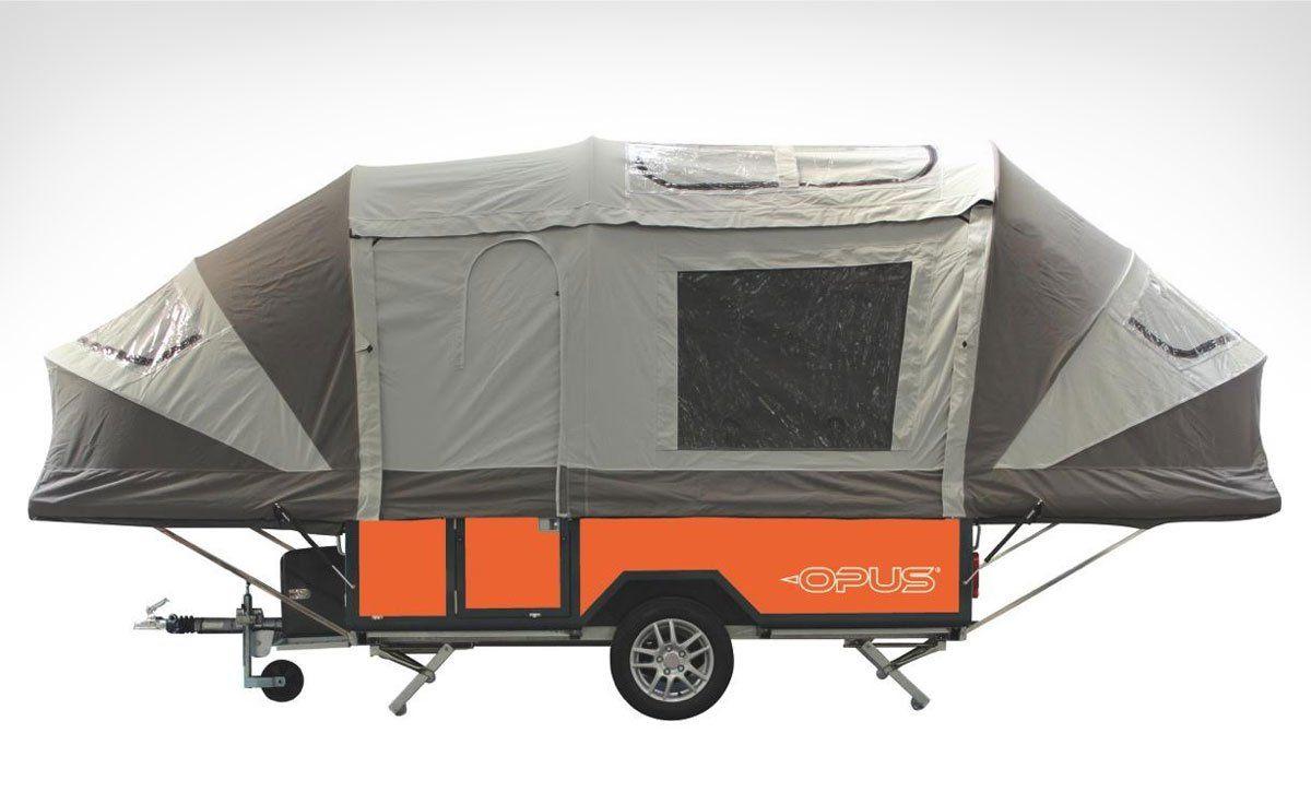 Air Opus Inflating Camper Best Pop Up Campers Tent Popup Camper