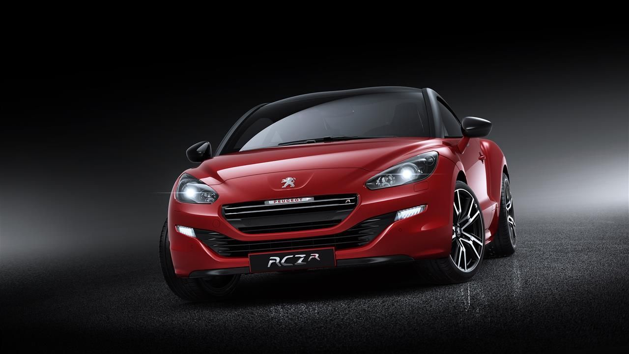 View detailed pictures that accompany our 2014 peugeot rcz r article with close up photos of exterior and interior features