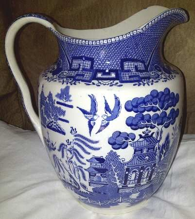 Replacements, Ltd. Search: Blue willow infield:enc:ManufacturerName=BUFFALO+POTTERY
