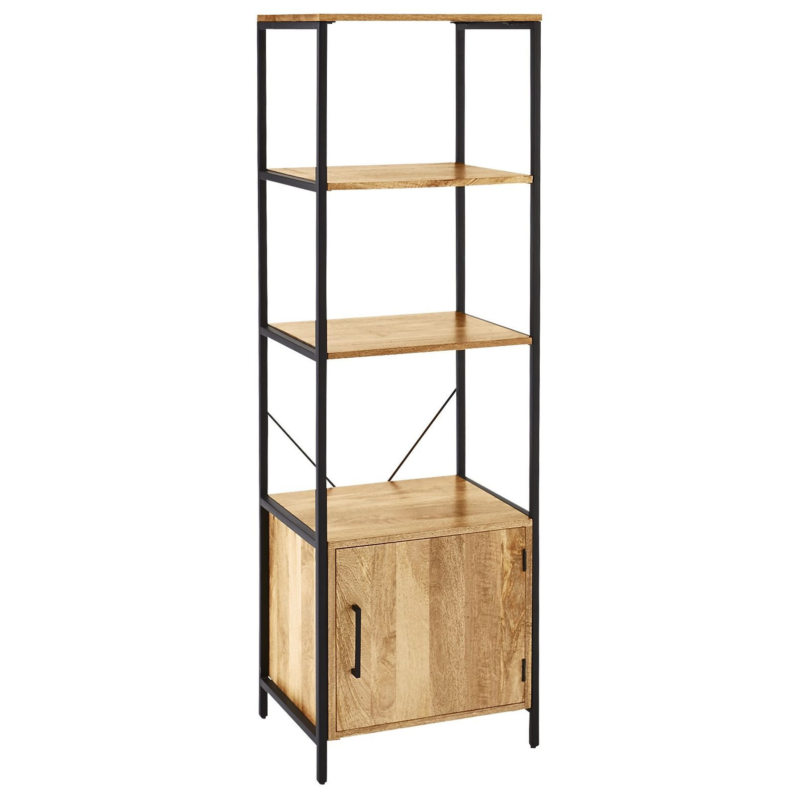 Named For The Hindi Word Meaning Strength Our Takat Bookcase Makes A Strong