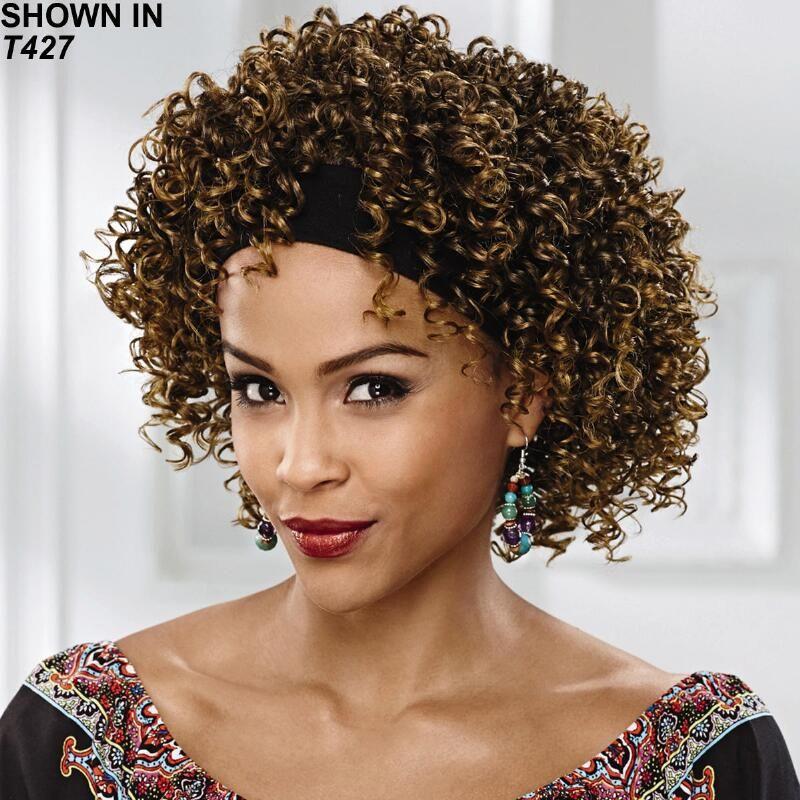 Curly Headband Hair Piece by Especially Yours® Headband