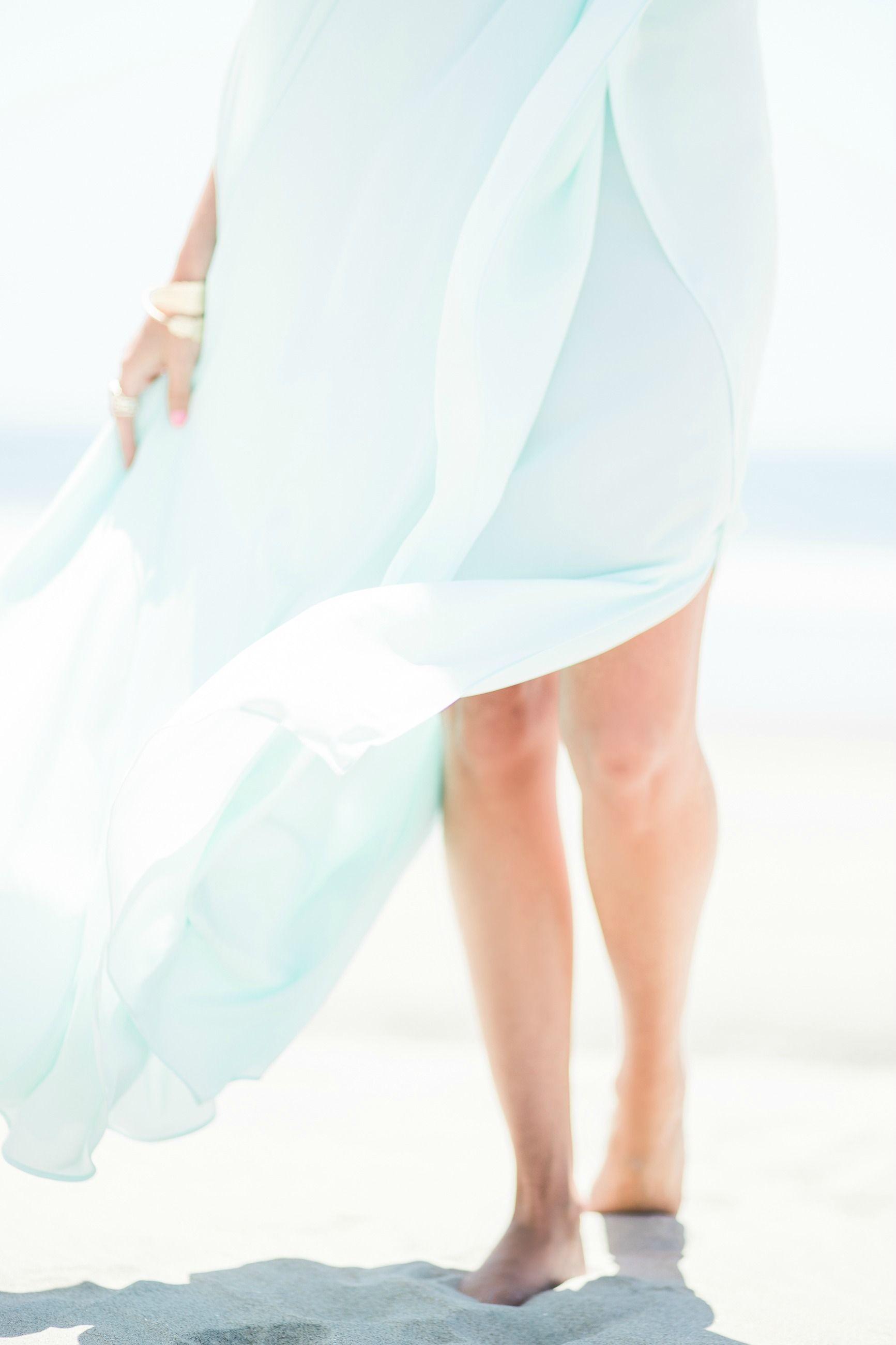 15b7de1fc31a Light Blue Beach Maxi Dress - Mckenna Bleu | Fashion Bloggers ...