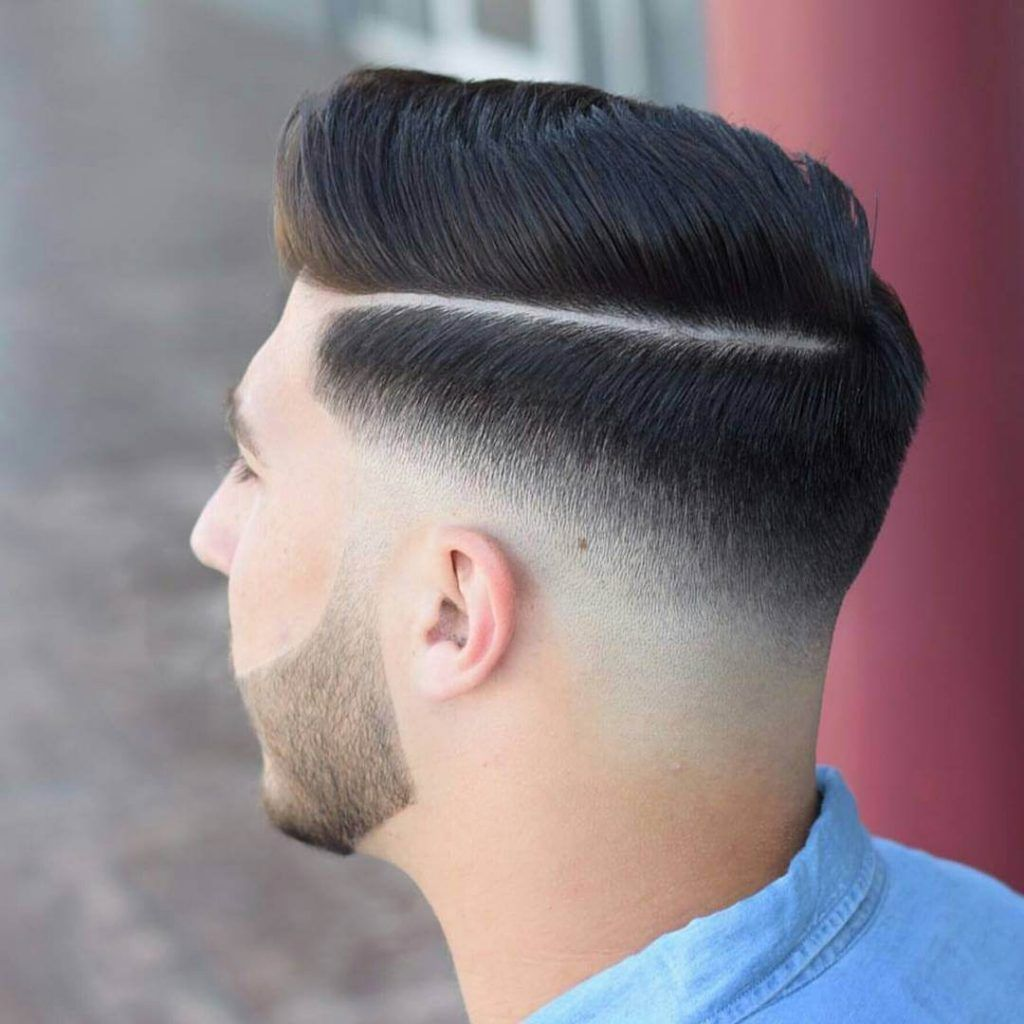 5 Undercut Hairstyle For Men To Try This Year Fade Haircut Mid