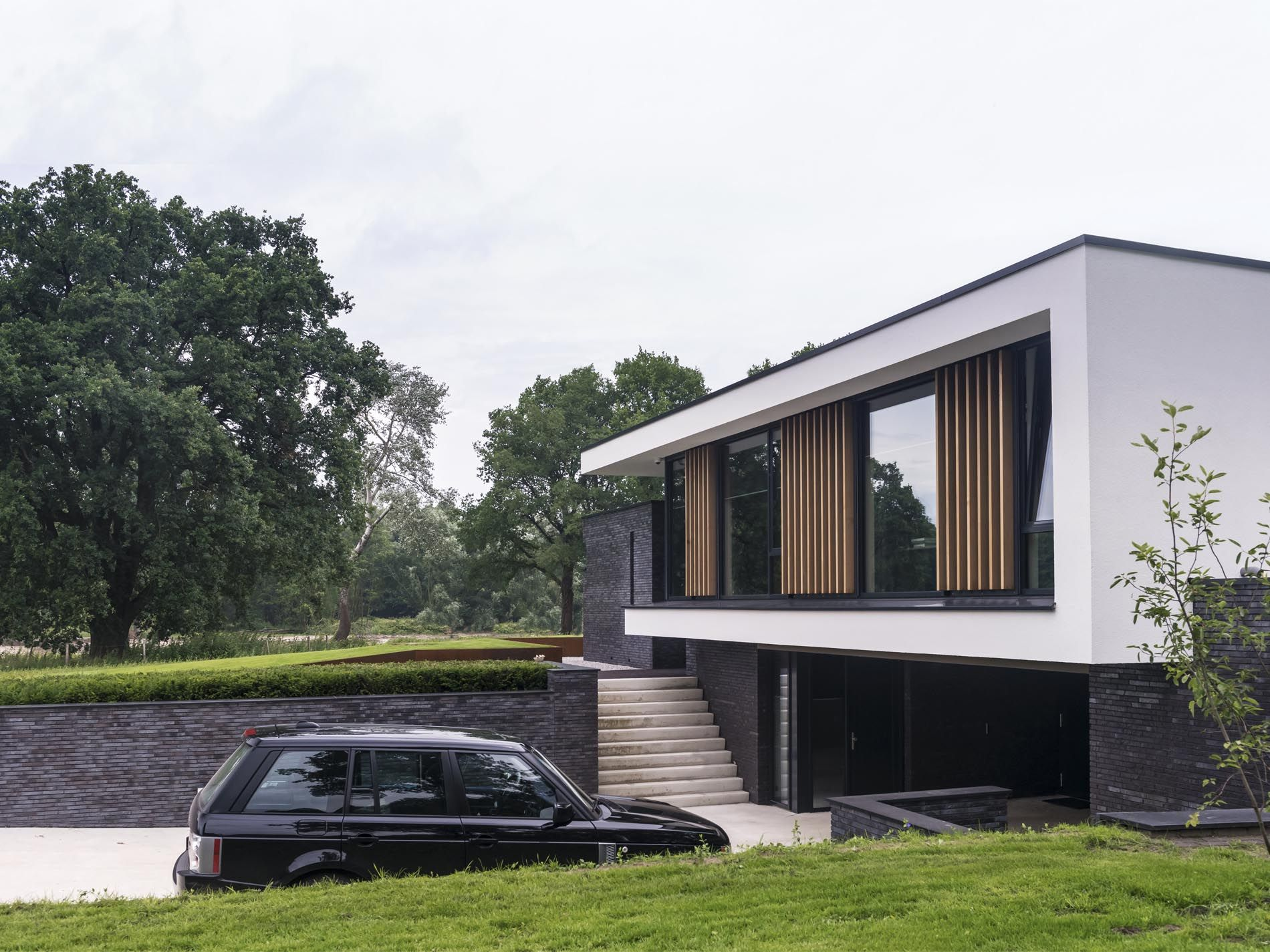 Maas architecten blog droomhuis pinterest for Hedendaagse architecten