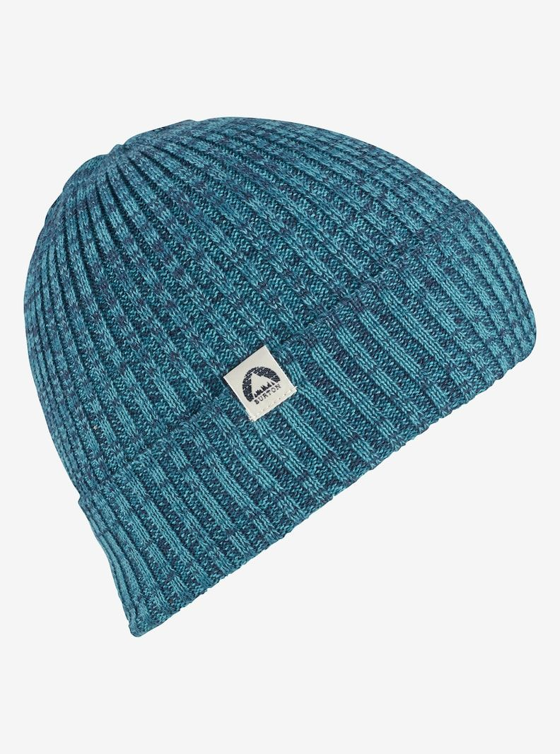 Women s Burton Coastal Beanie shown in Mood Indigo  7484498f610