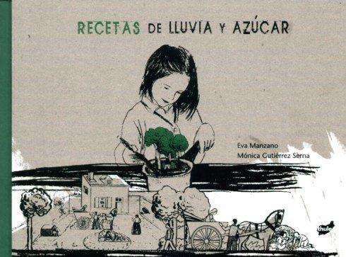 recetas de lluvia y azúcar libro emociones