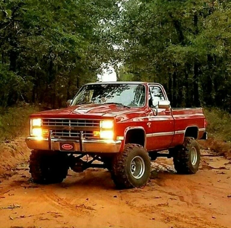 Pin By Andy The Southern Dad On 4x4 Chevy Pickup Trucks Chevrolet Trucks Trucks