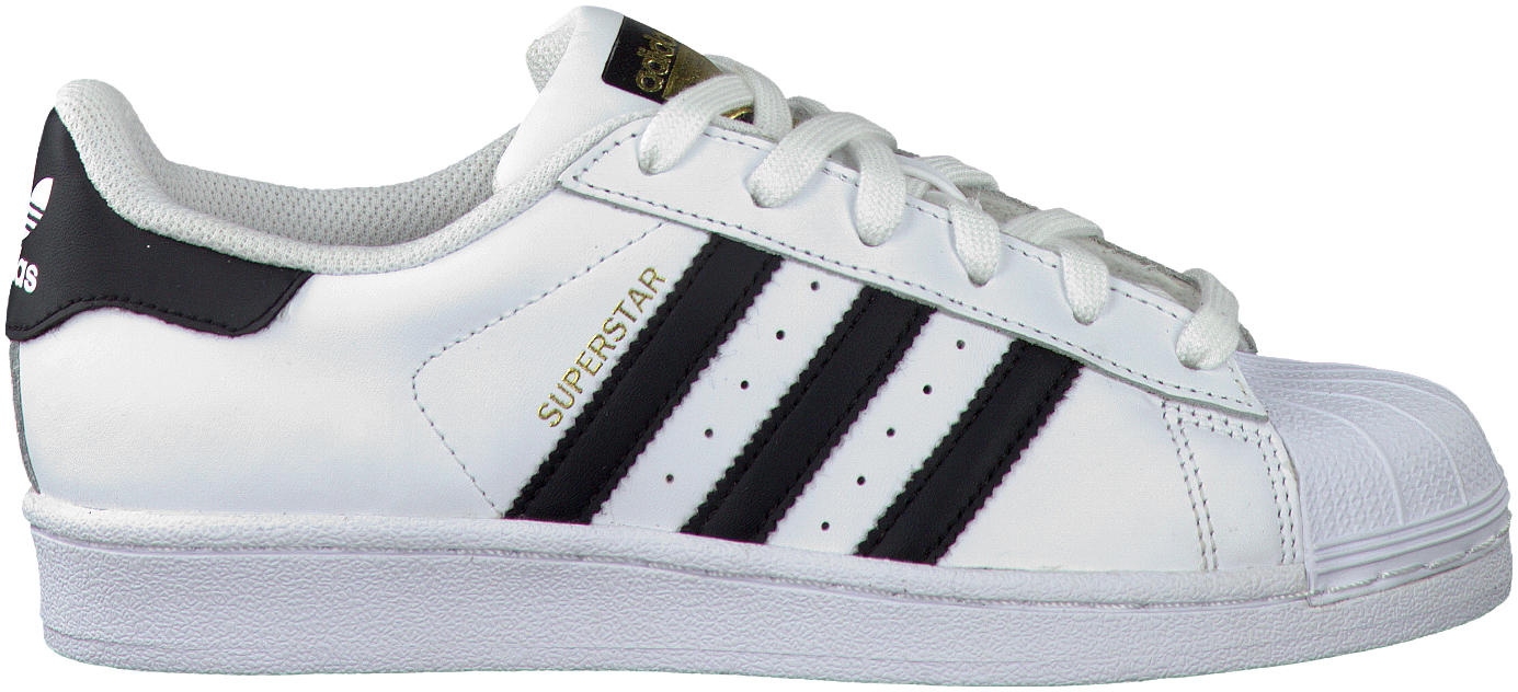 Witte ADIDAS Sneakers SUPERSTAR DAMES | Sneaker
