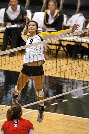 Four MU volleyball players make the cut for national team tryouts. #Mizzou #YAYAlovesMizzou