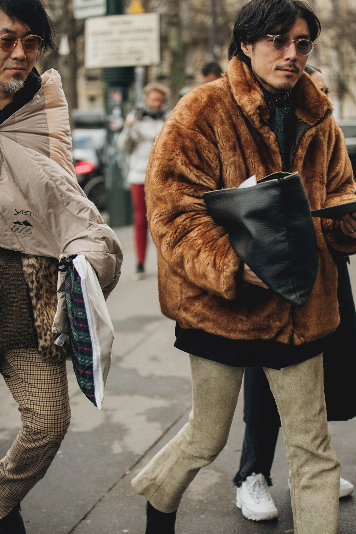 Mens Winter Fashion 2020.Street Style Inspiration The Best Looks From Men S Fashion