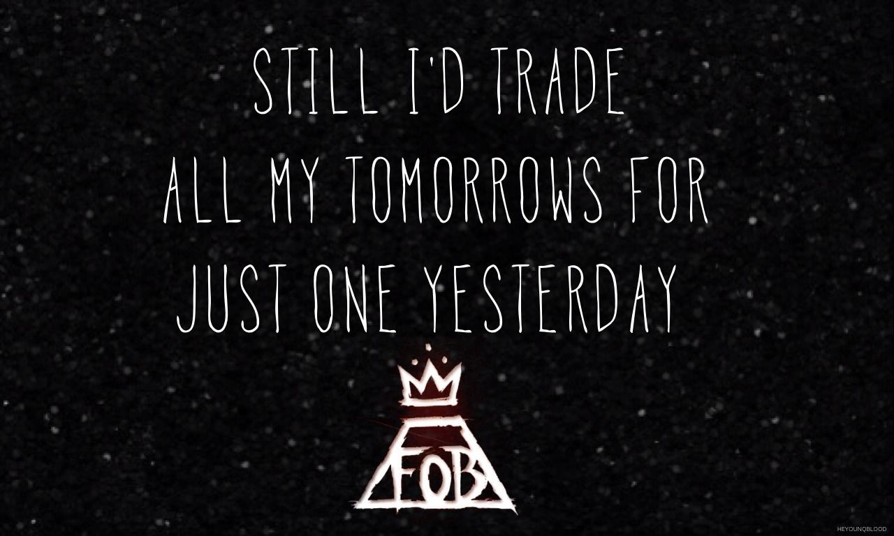 fall out boy tumblr Google Search Fall out boy quotes