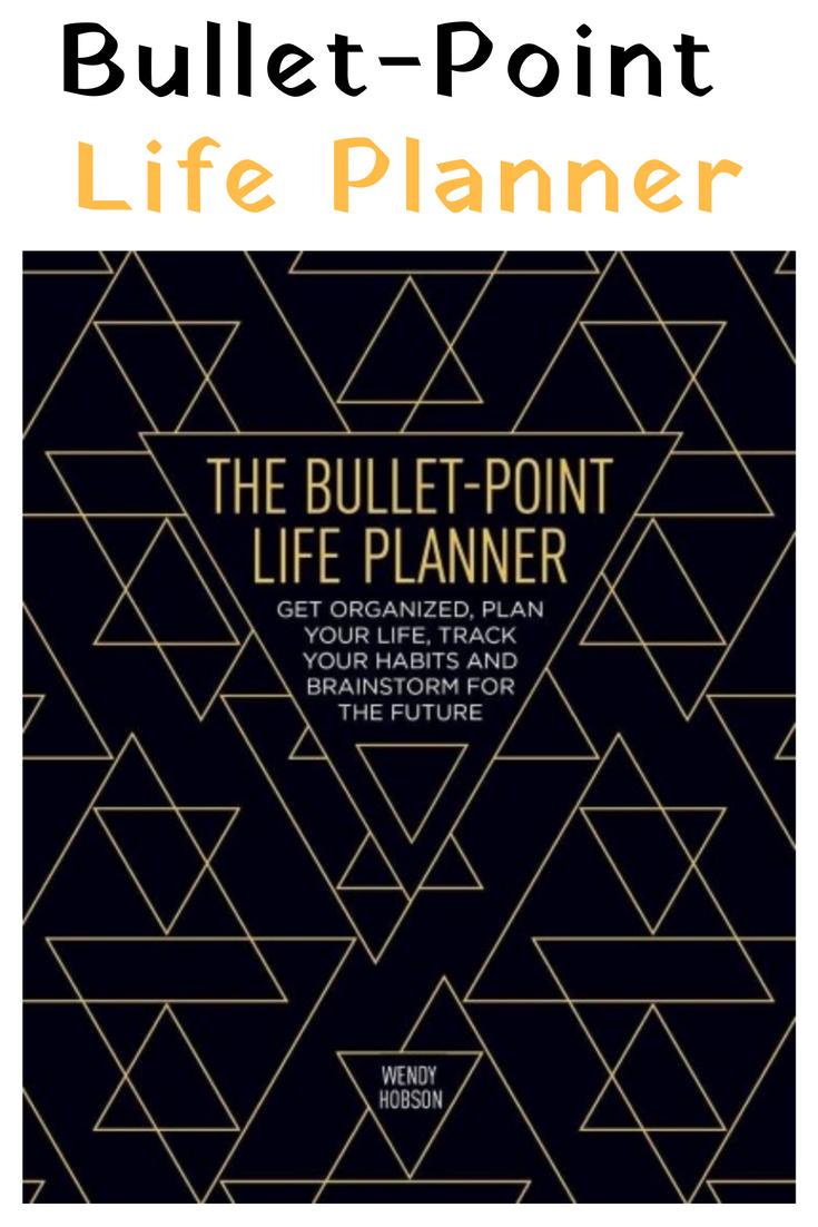the bulletpoint life planner