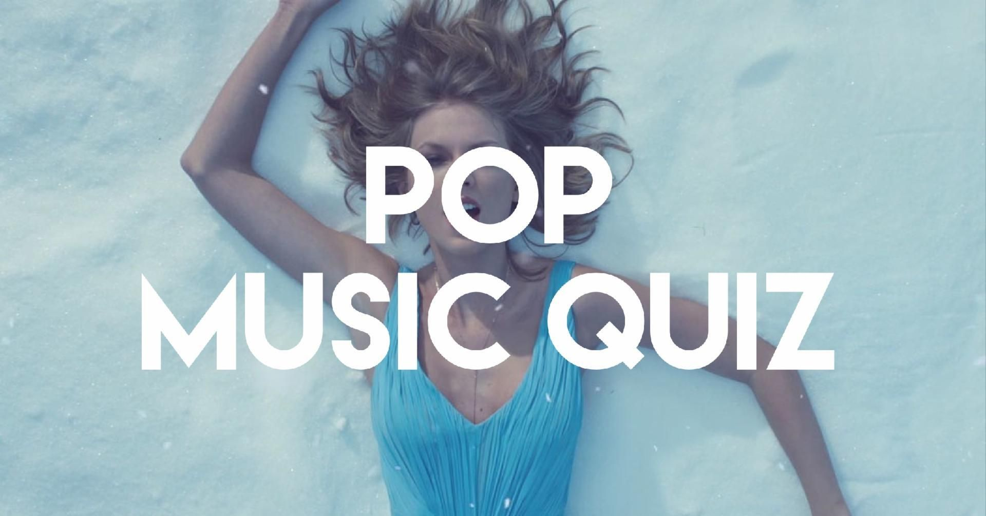 Check out this Kahoot called 'POP Music Quiz' on