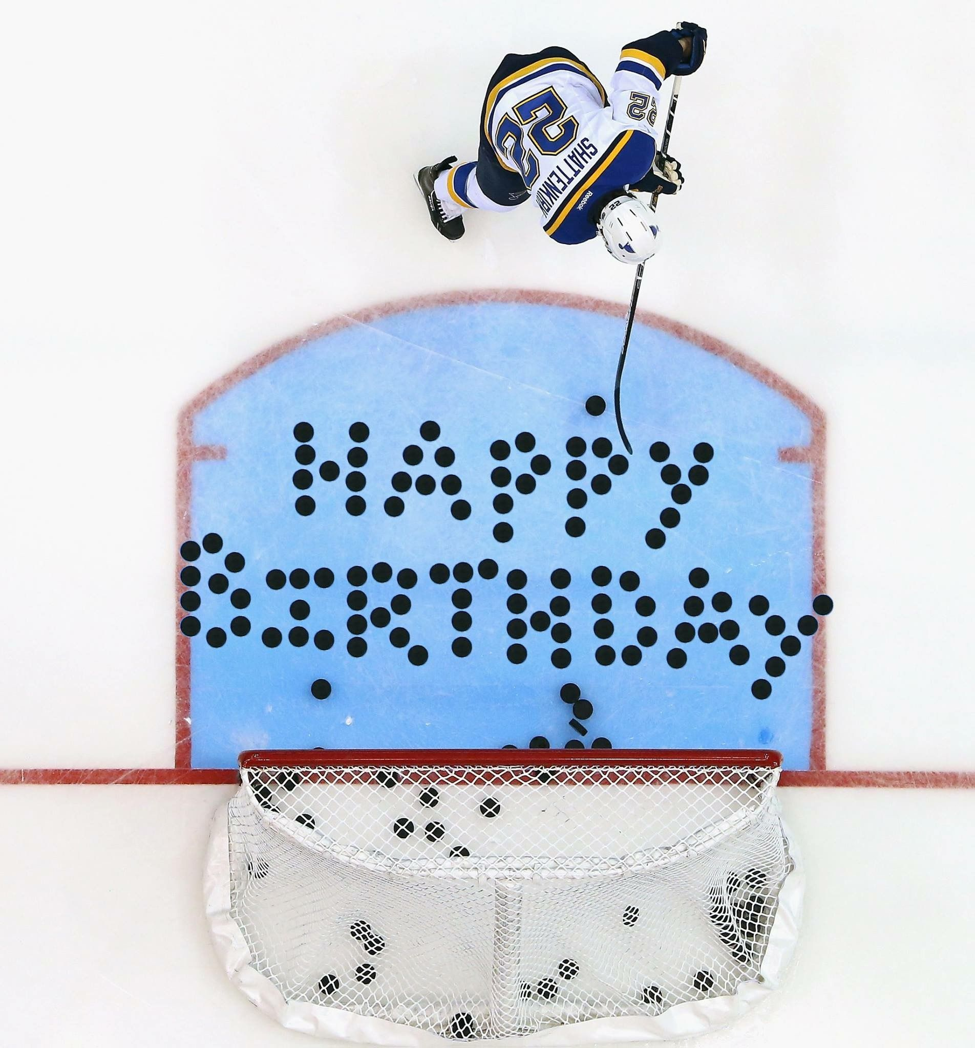 Pin By Cindy Wilsey On Happy Birthday To You Hockey Birthday Happy Birthday Meme Emoji Birthday