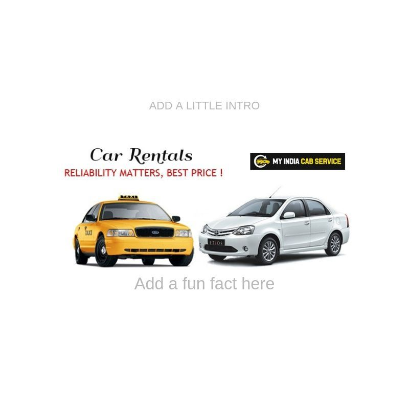 low cost 9256d 0dd87 My India Cab Service is a leading provider of cab hire in ...
